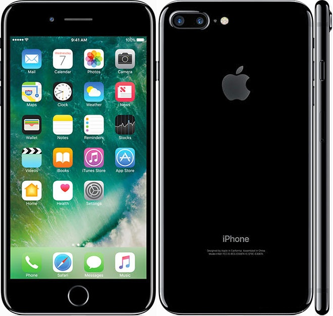 طرح اصلی آیفون 7 پلاس iPhone 7 Plus آندروید 5.1